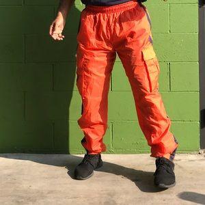 Other - Vintage nylon track pants